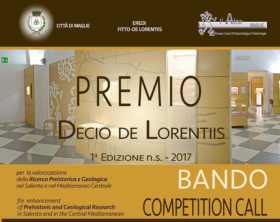 Premio De Lorentiis 2017-Comitato Tecnico Scientifico